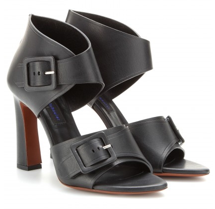 PROENZA SCHOULER Leather sandals Shop With Sally Sally Lyndley Fashion Stylist