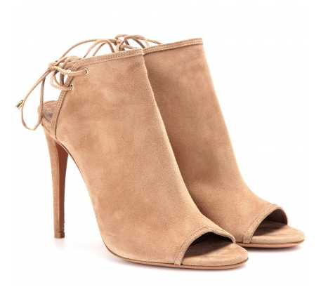 AQUAZZURA Mayfair suede stilettos Shop With Sally Sally Lyndley Fashion Stylist
