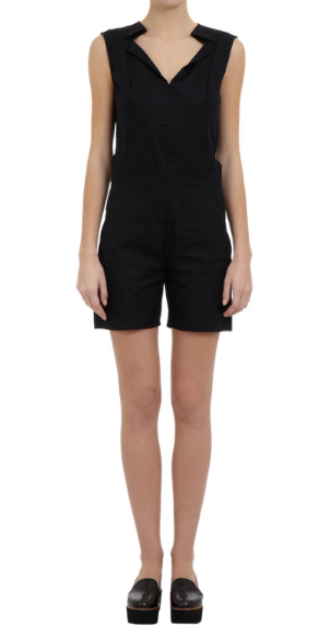 MM6 MAISON MARTIN MARGIELA Sleeveless Romper Shop With Sally Sally Lyndley Fashion Stylist