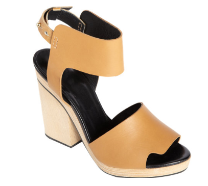 PIERRE HARDY Ankle Cuff Platform Sandal Shop With Sally Sally Lyndley Fashion Stylist