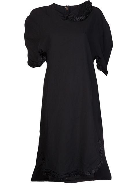COMME DES GARÇONS ruffle trim dress Lyndley Trends Sally Lyndley Fashion Stylist
