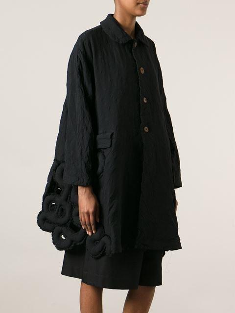 COMME DES GARÇONS Ladies Coat Lyndley Trends Sally Lyndley Fashion Stylist