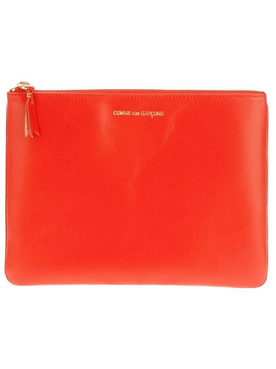 Comme Des Garçons Wallet Large Porte-Document En Cuir Lyndley Trends Sally Lyndley Fashion Stylist