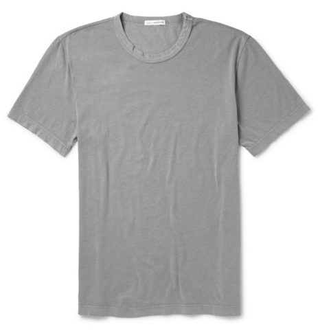 JAMES PERSE  CREW NECK COTTON-JERSEY T-SHIRT Shop With Sally Sally Lyndley Fashion Stylist