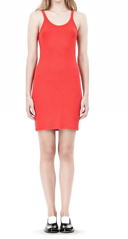 Alexander Wang MODAL SPANDEX CAMI TANK DRESS Shop With Sally Sally Lyndley Fashion Stylist
