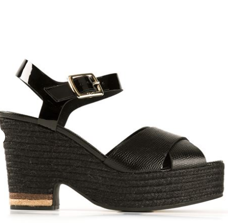 FENDI platform sandal Shop With Sally Sally Lyndley Fashion Stylist