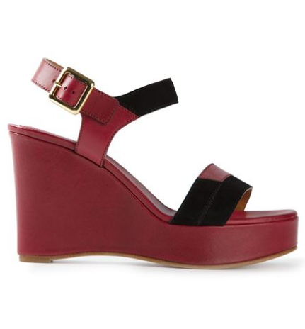 CHLOÉ chunky platform sandals Shop With Sally Sally Lyndley Fashion Stylist