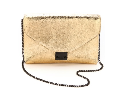 Loeffler Randall Lock Clutch Shop With Sally Sally Lyndley Fashion Stylist