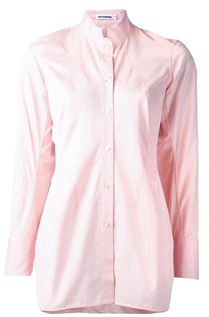JIL SANDER 'Le Smoking' shirt Shop With Sally Sally Lyndley Fashion Stylist