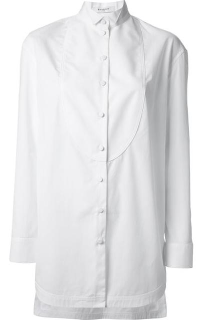 GIVENCHY oversized shirt Shop With Sally Sally Lyndley Fashion Stylist