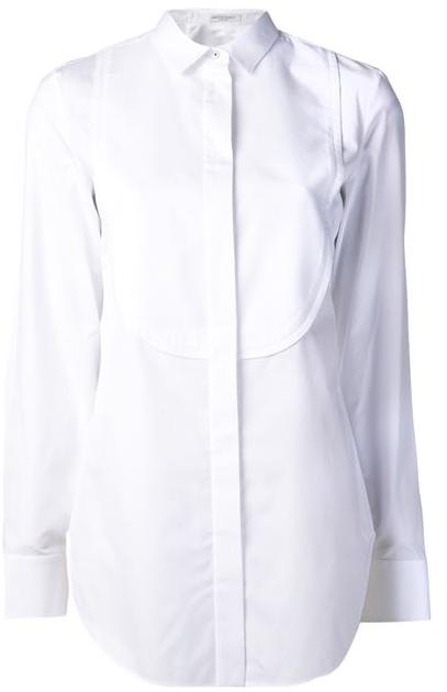VIKTOR & ROLF tux bib shirt Shop With Sally Sally Lyndley Fashion Stylist