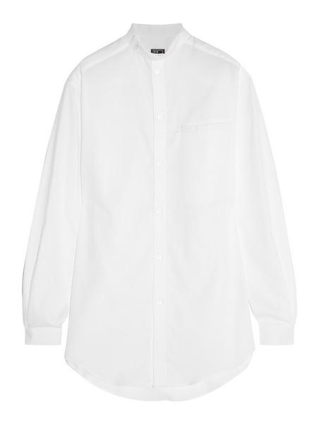 1205 Ribbed cotton shirt Shop With Sally Sally Lyndley Fashion Stylist