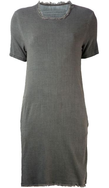 RAQUEL ALLEGRA boxy tee dress Shop With Sally Sally Lyndley Fashion Stylist