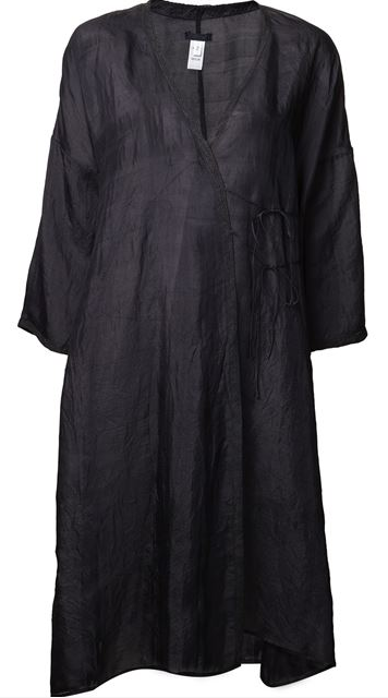 DOSA belted wrap dress Shop With Sally Sally Lyndley Fashion Stylist