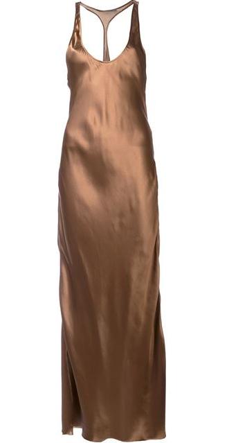 HAIDER ACKERMANN 'Nemesis' dress Shop With Sally Sally Lyndley Fashion Stylist