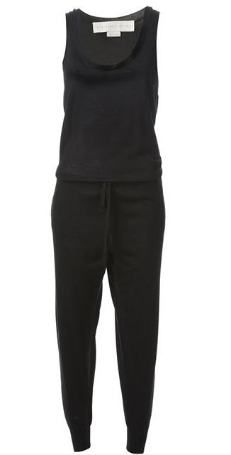 STELLA MCCARTNEY drawstring jumpsuit Shop With Sally Sally Lyndley Fashion Stylist