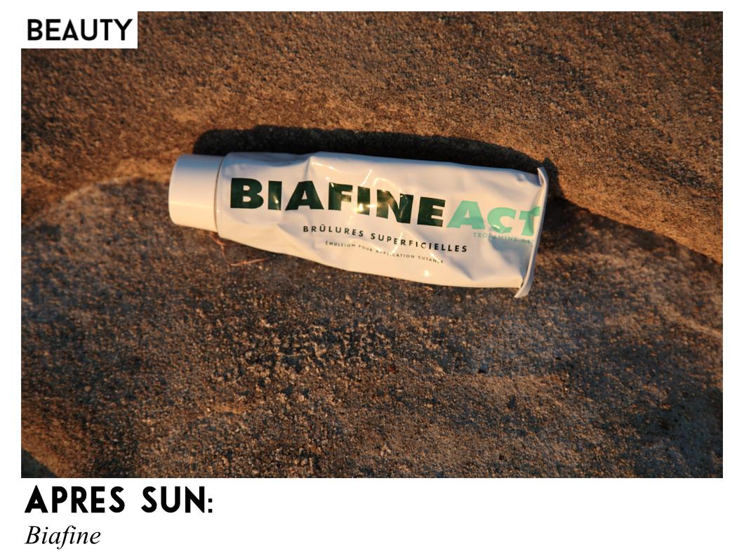 Biafine After Sun