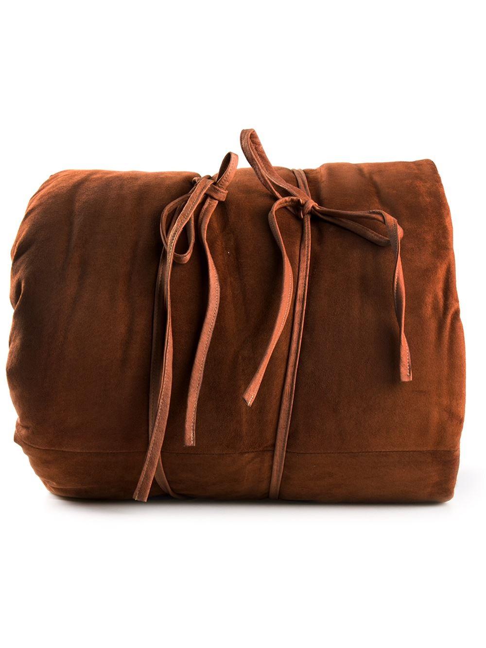 The Elder Statesman Cashmere Sleeping Bag $6,935.00
