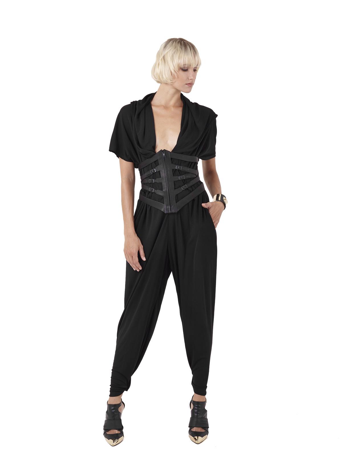 Quartz corset & Andesine jumper
