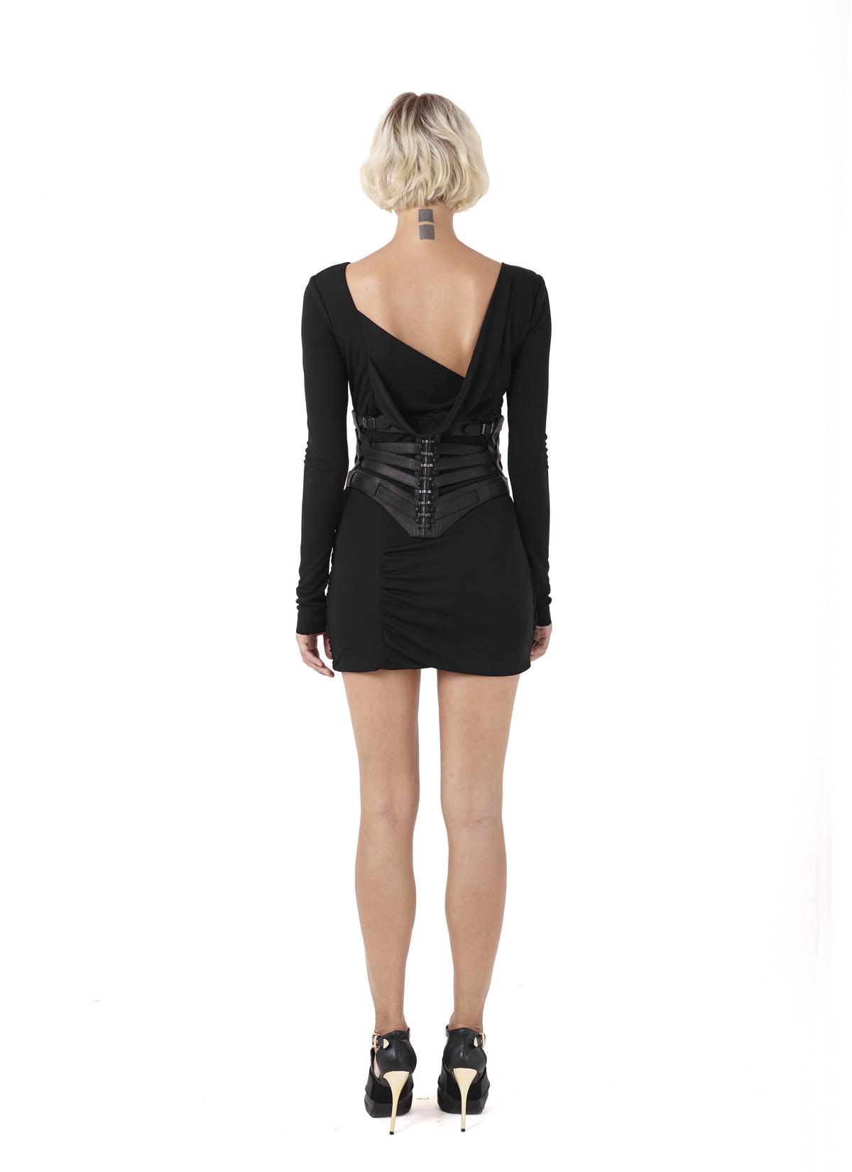 Quartz corset & Scoria dress