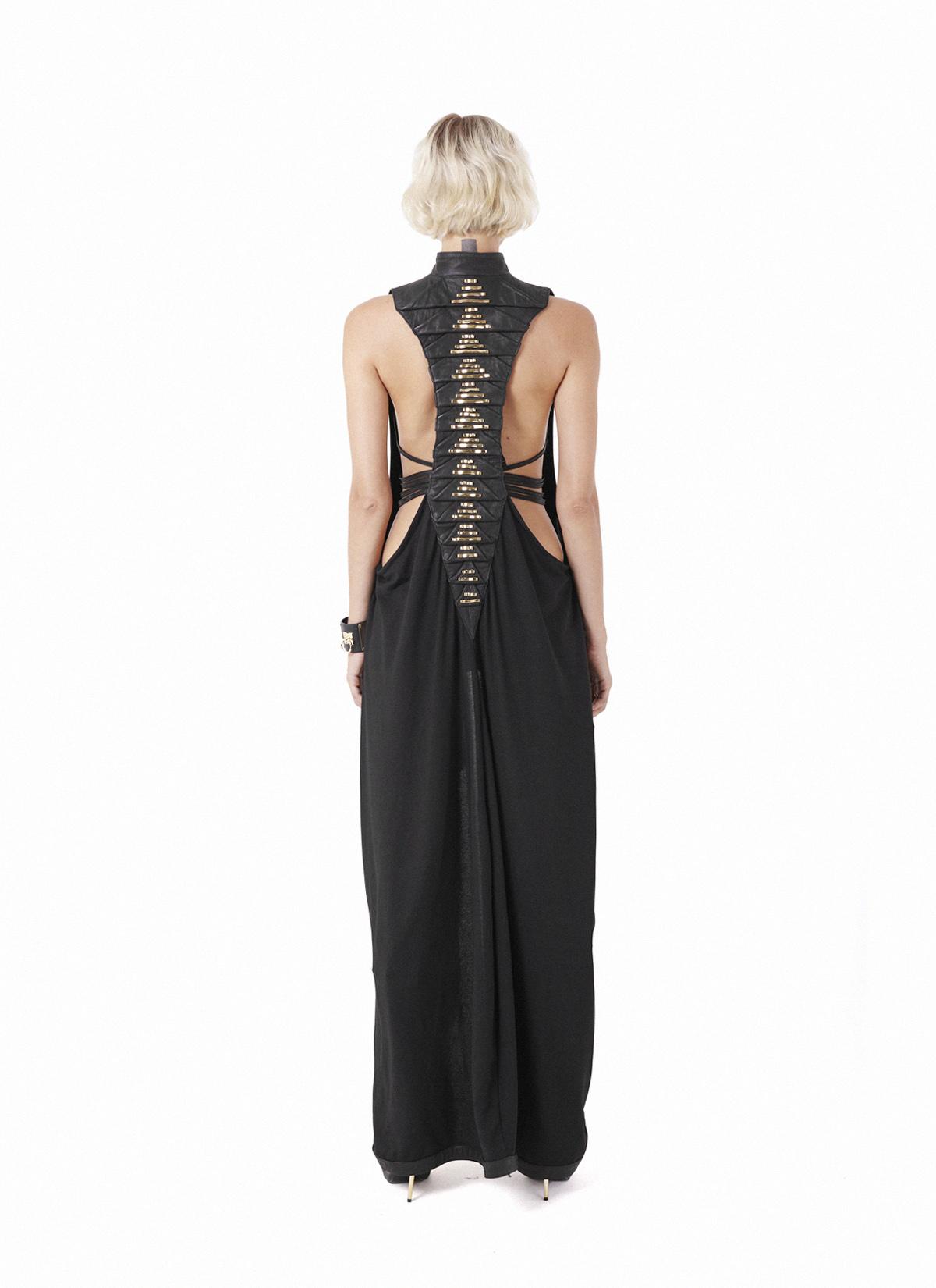 Sillias robe