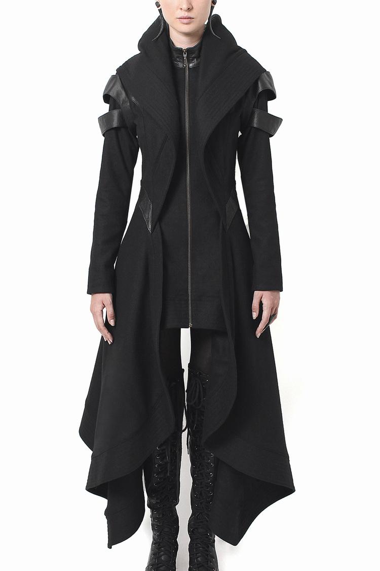Costume Sci-Fi Avant+Long+Coat+1a