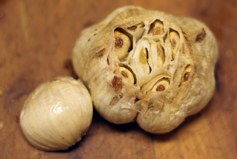Roasted Garlic Sampler