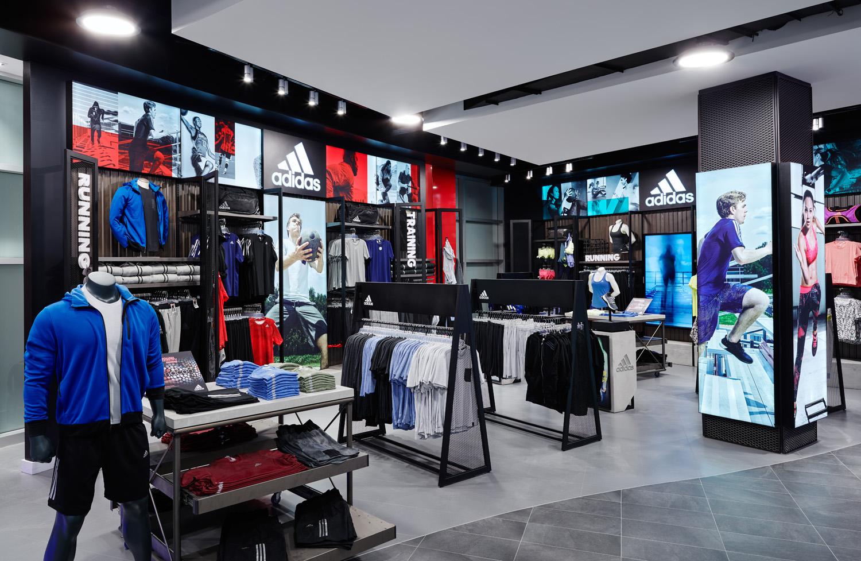 Adidas Maple Leaf Square