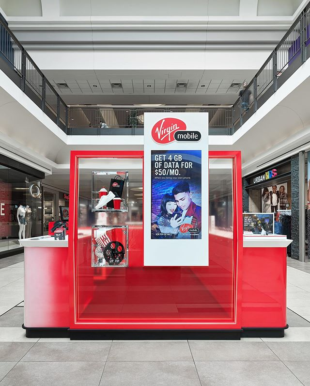 New Virgin Mobile Kiosk - national rollout in progress 💋 . . . #stevetsaiphotography #stevetsai #retailphotography #retaildesign #shopdesign #retailshop #retailmerchandising #displaydesign #shopphotography #interiordesigner #interiordesign #architecture #architecturephotography #architecturephotographer #interiorphotography #interiorphotographer #Toronto #TorontoPhotographer #phaseonephoto #iq3trichromatic #iq3100mp #phaseonexf #mediumformat #digitalback @figure3design