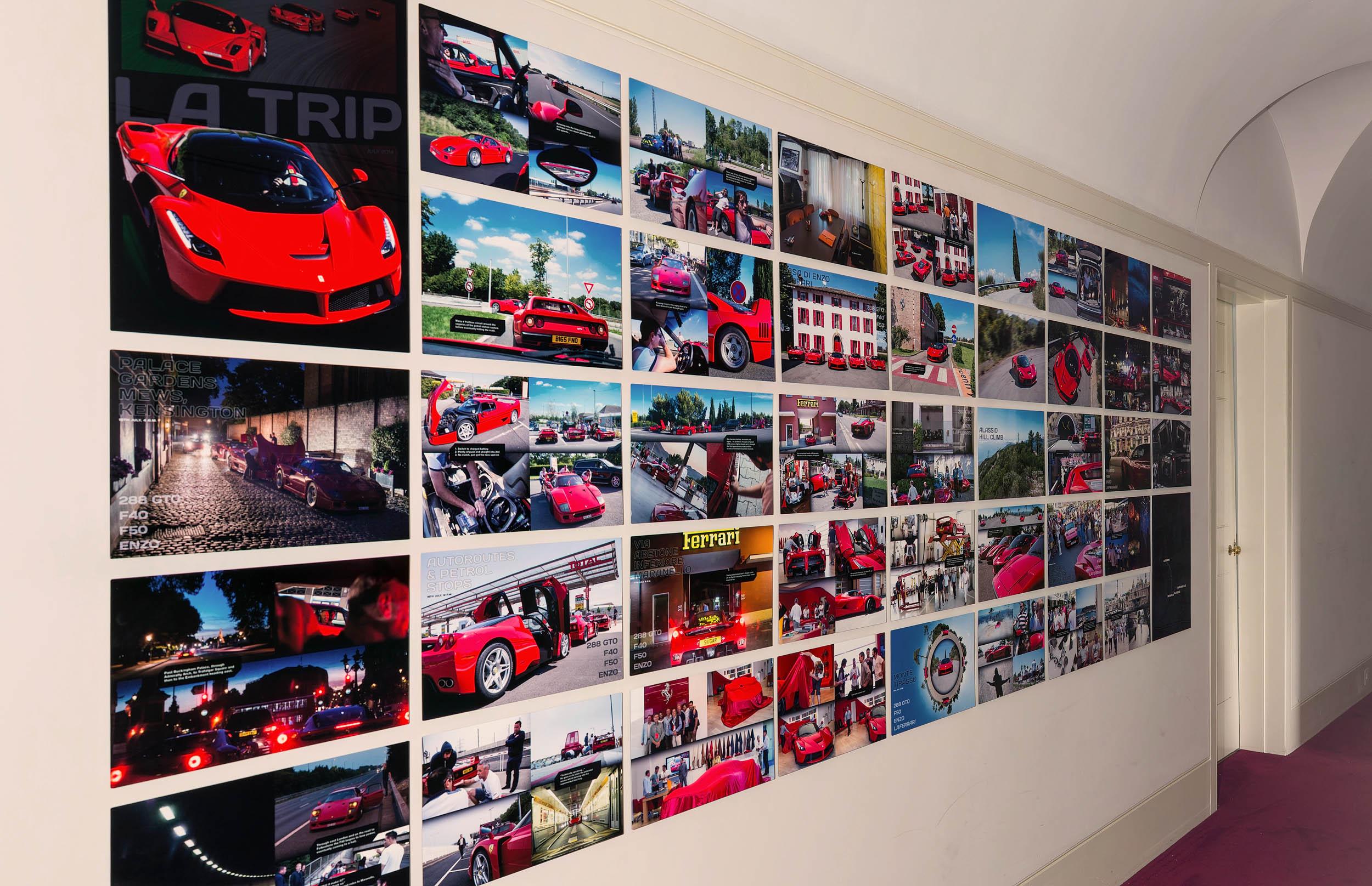 Ferrari Journey, 2014