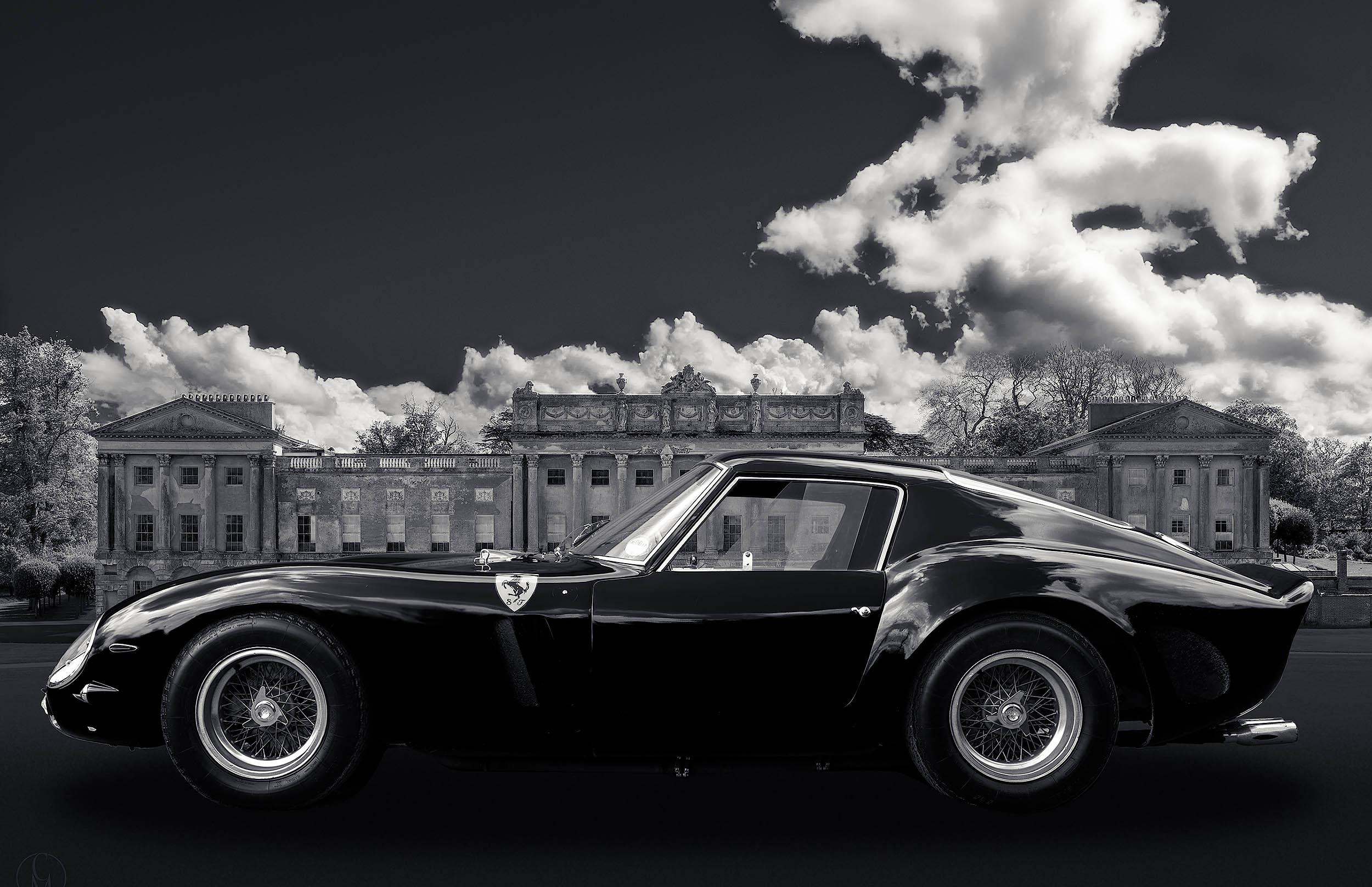 1964 Ferrari 250 GTO at Heveningham Hall