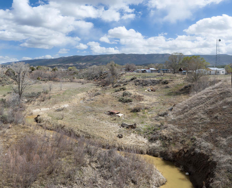 Rio Puente, New Mexico, April 2011