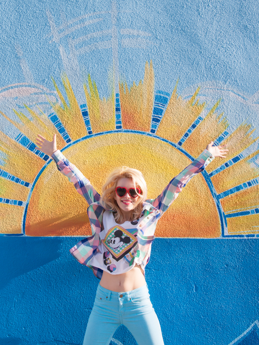 Lily / Santa Monica, California