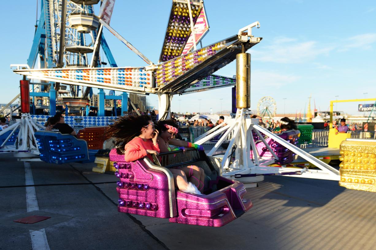 Electric Daisy Carnival / Las Vegas