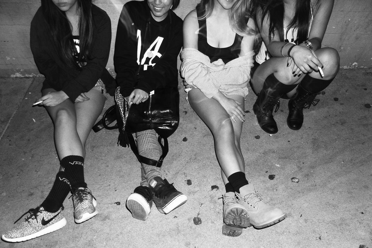 LA Girls / After Dark