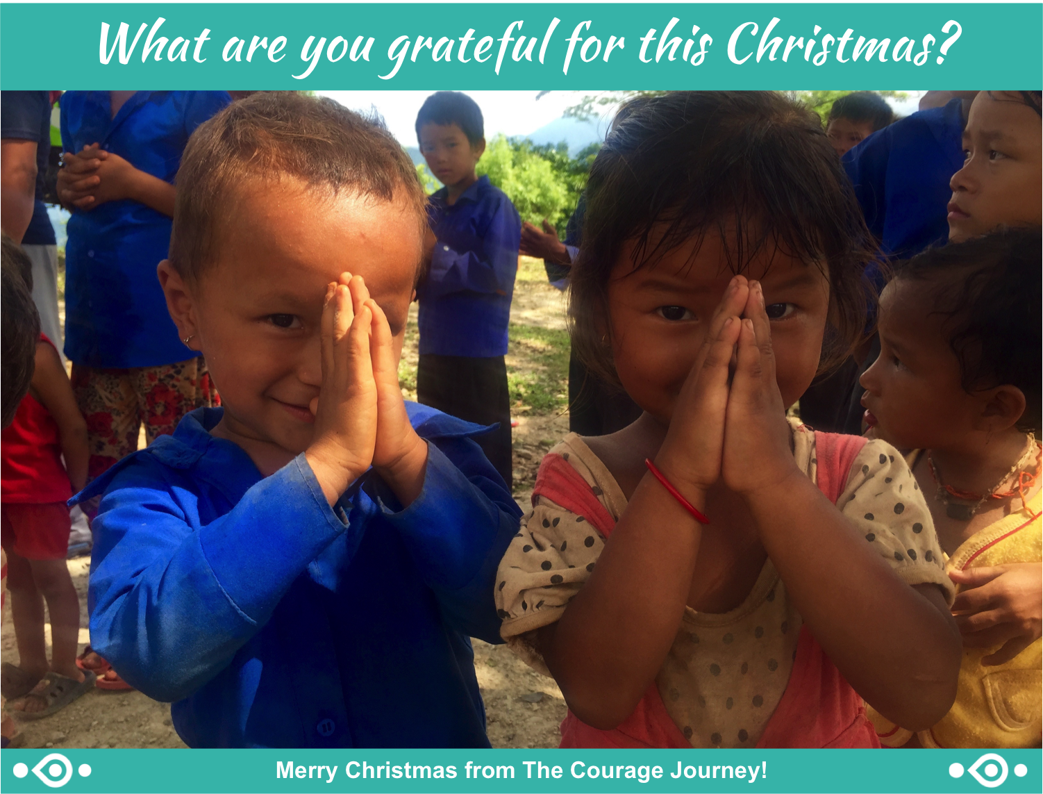 christmas gratefulness