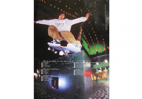 Sid Tapia nosegrind