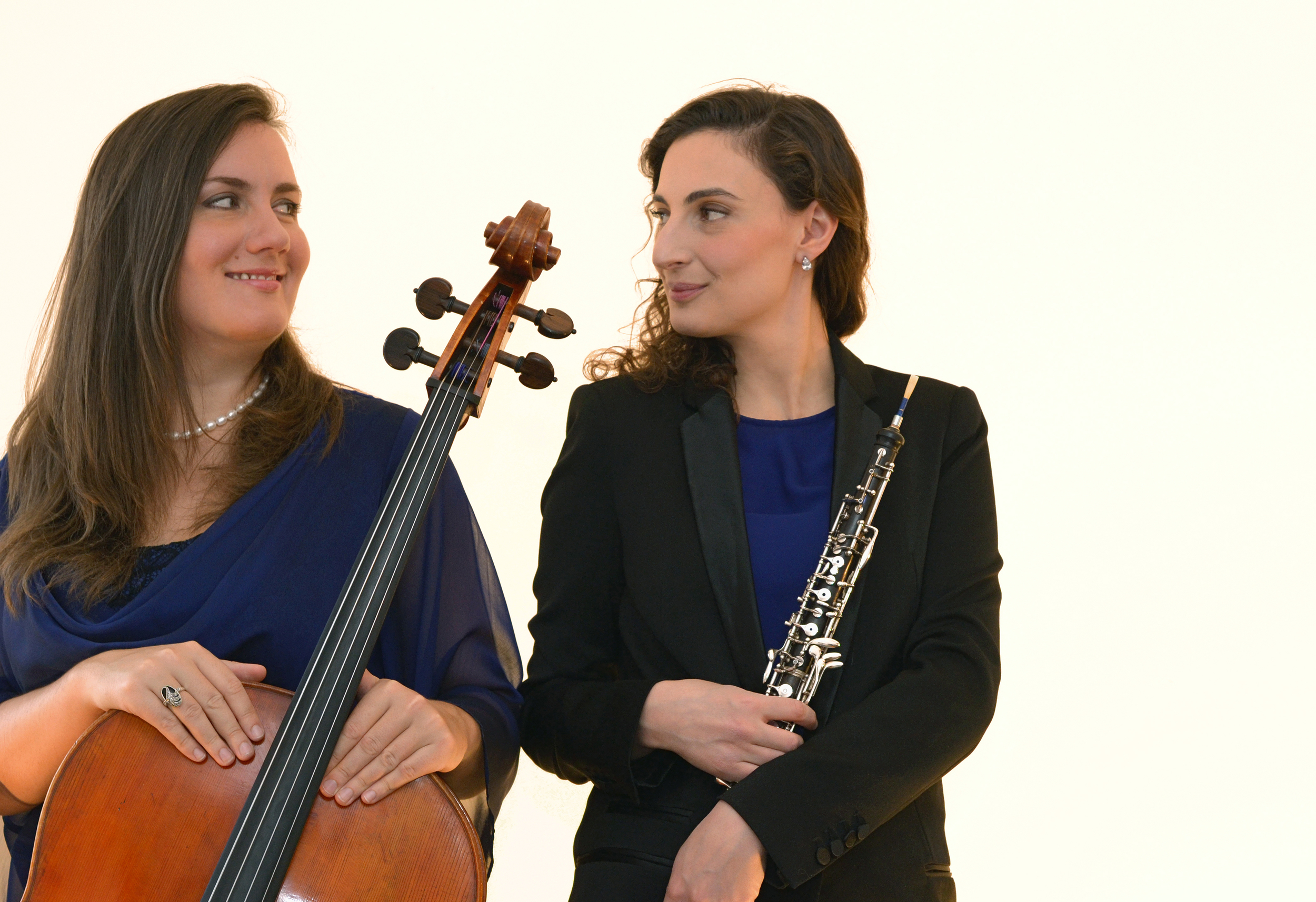 Pifa Duo with Caitlin Broms-Jacobs, oboe, 2015.