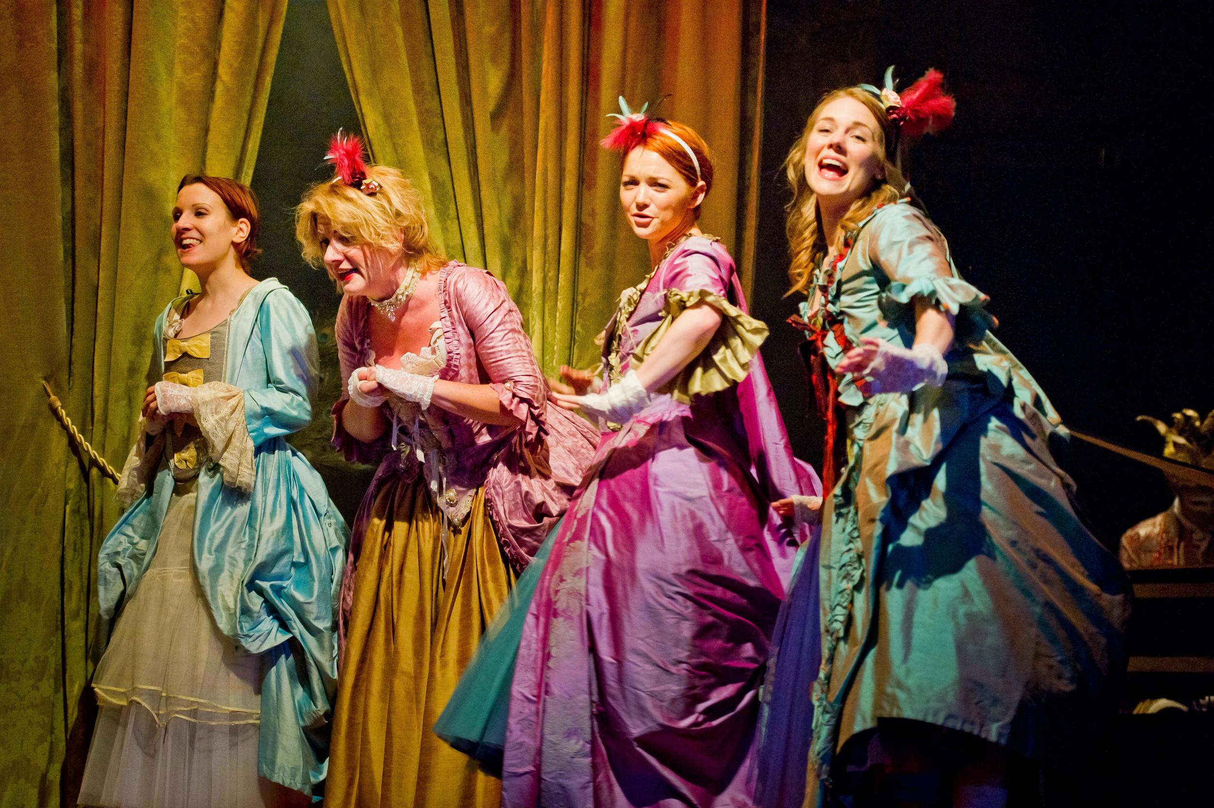 The Belle's Stratagem