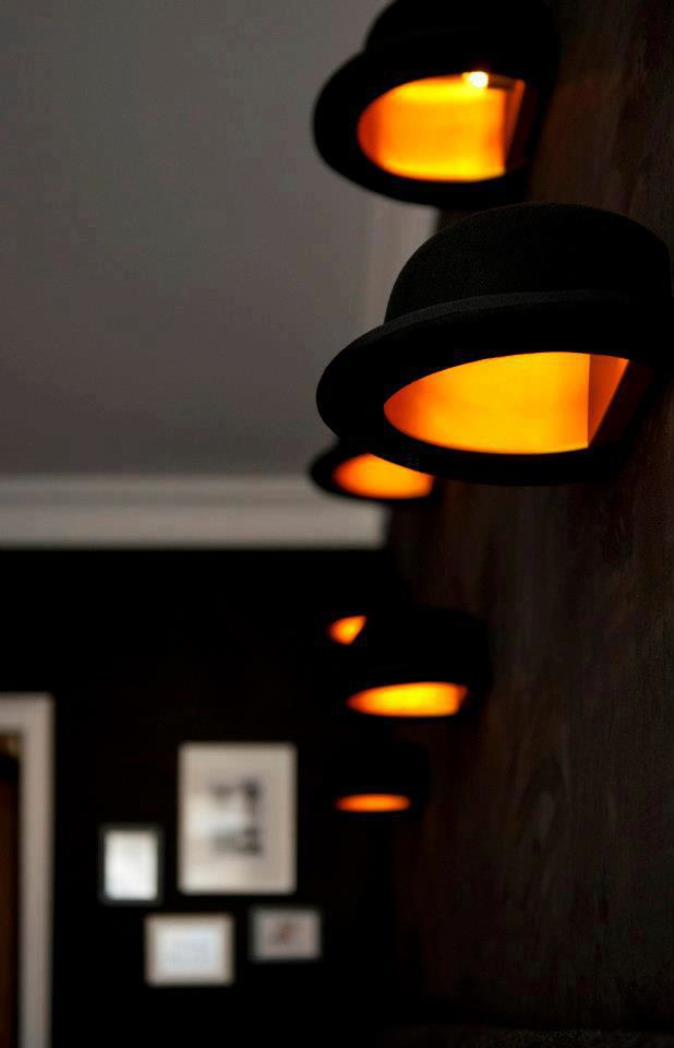 JEEVES Wall Lamp by Jake Phipps