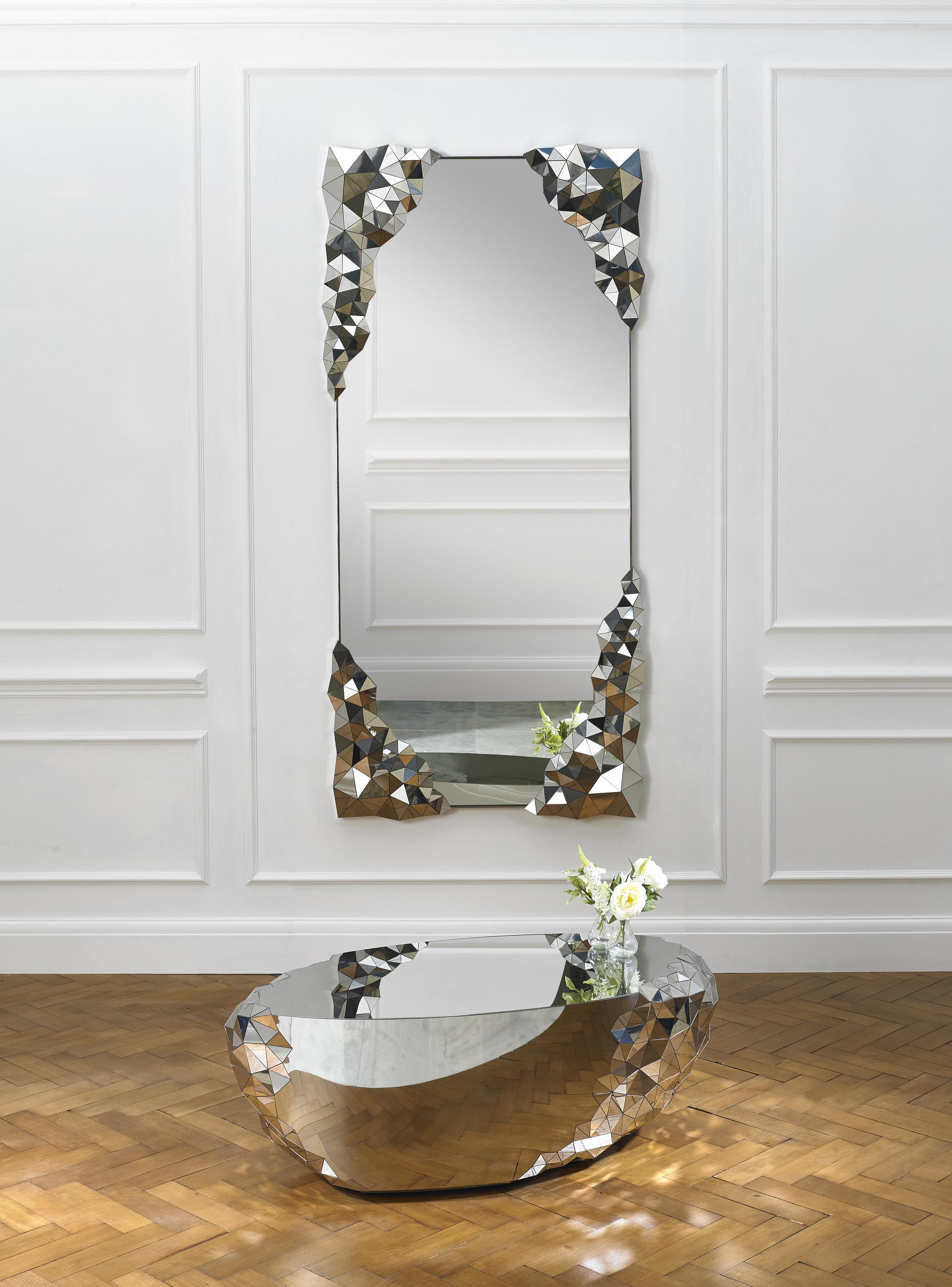 STELLAR Rectangular Mirror by Jake Phipps