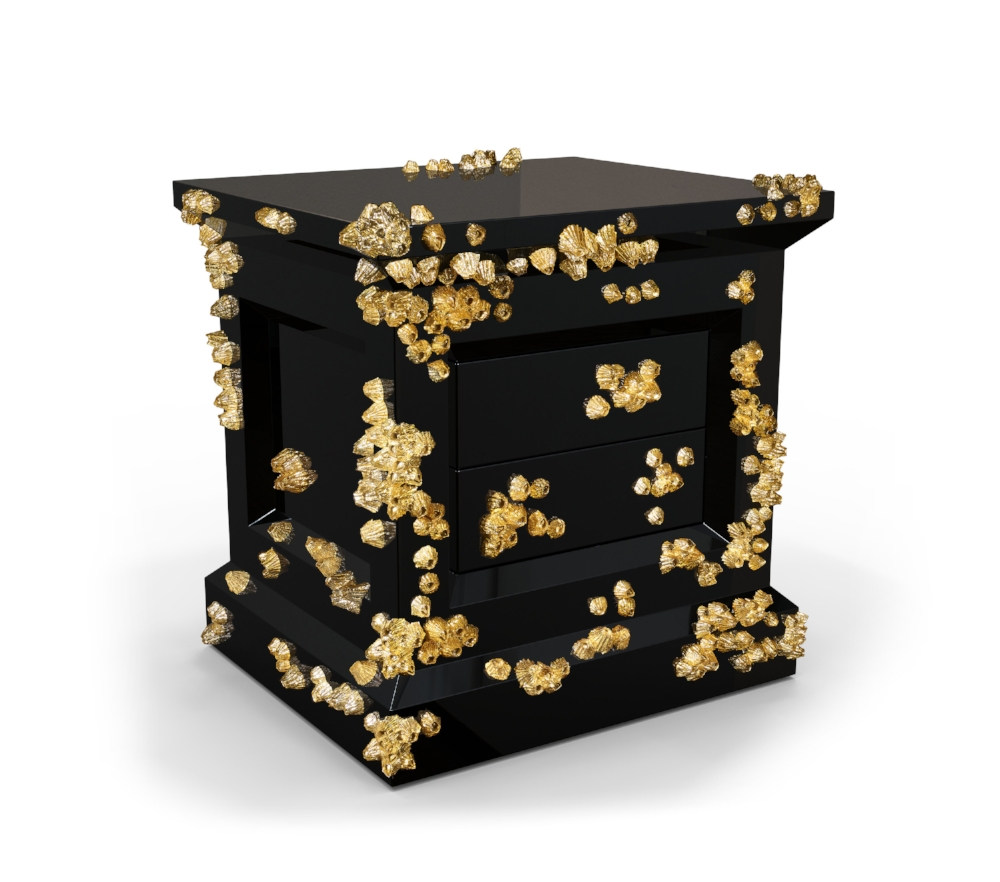 LOST AT SEA Side Table