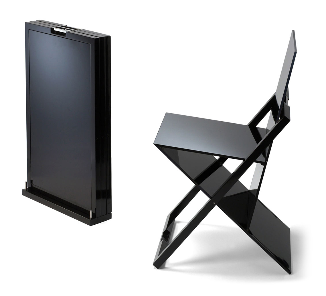Folding chair by Jake Phipps