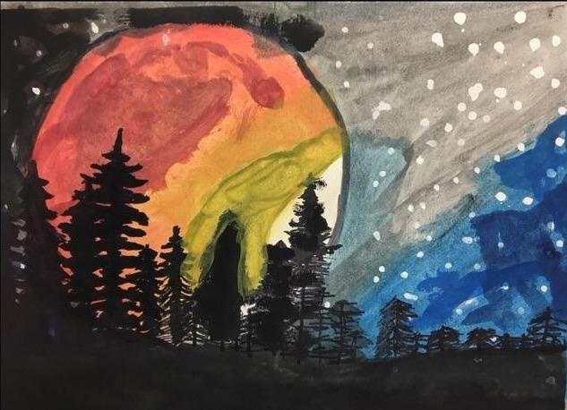 ARTWORK by BILL W