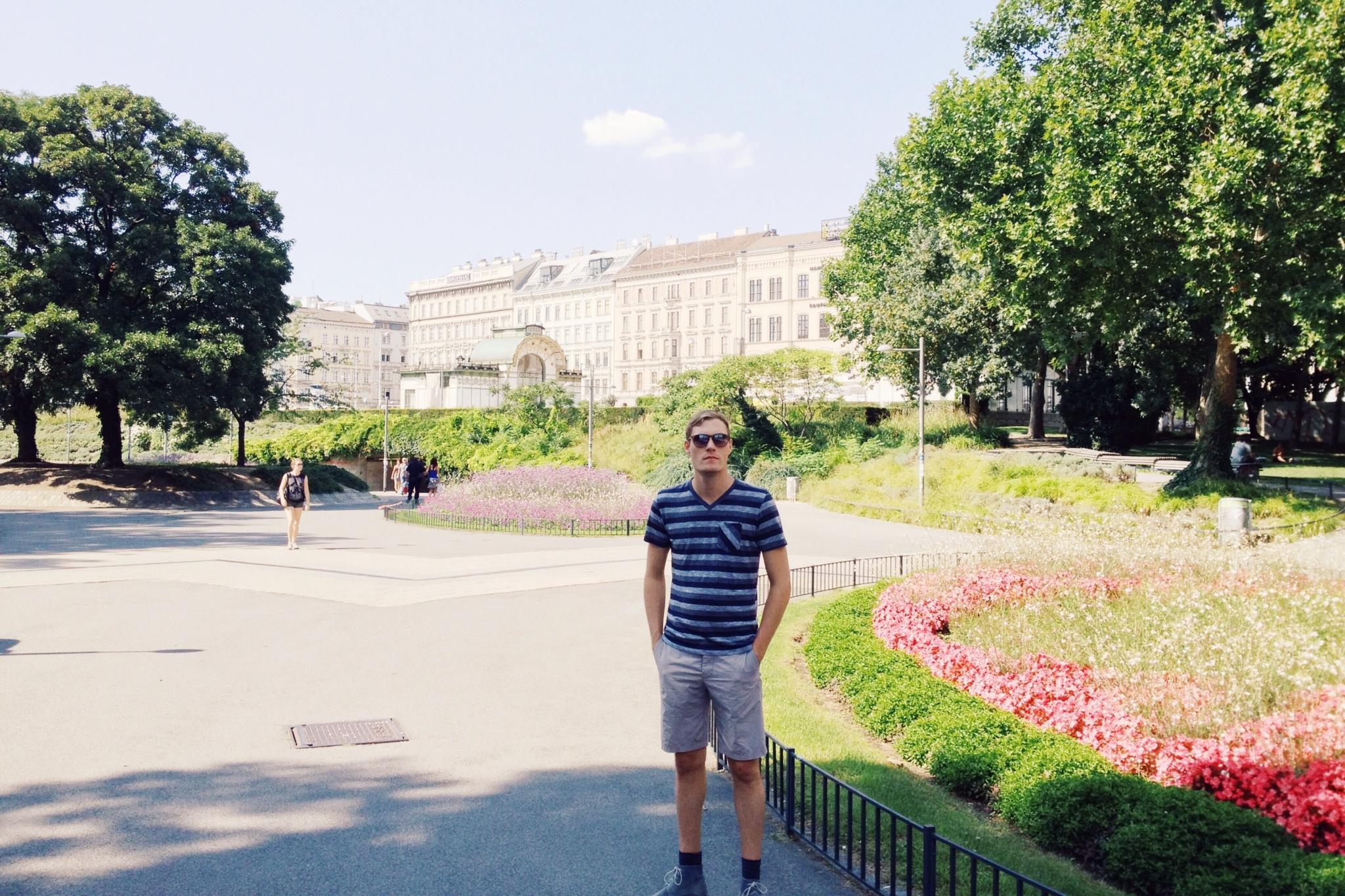 Jacob at Karlsplatz