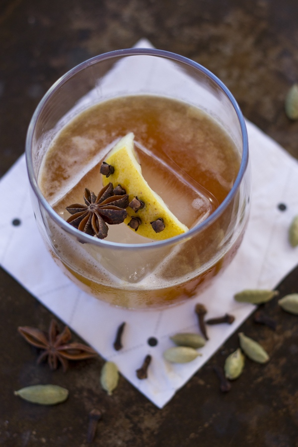 Chai Vodka Cocktail