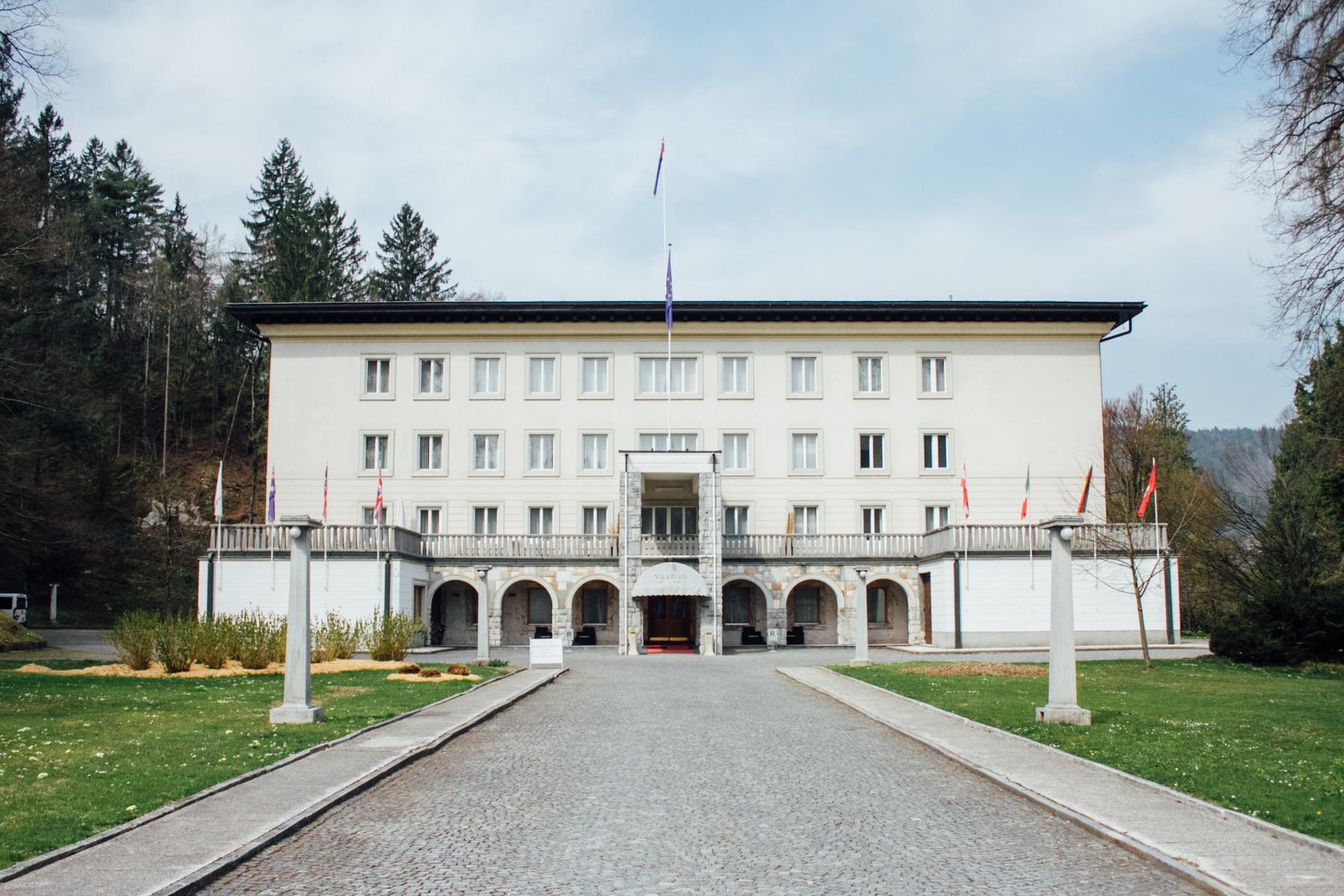 The Vila Bled Hotel