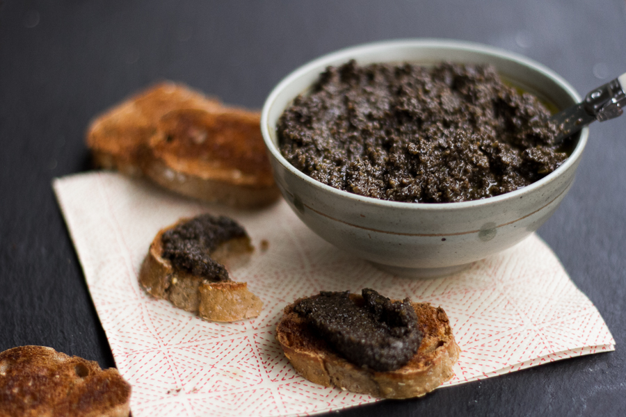 French Market Black Olive Tapenade