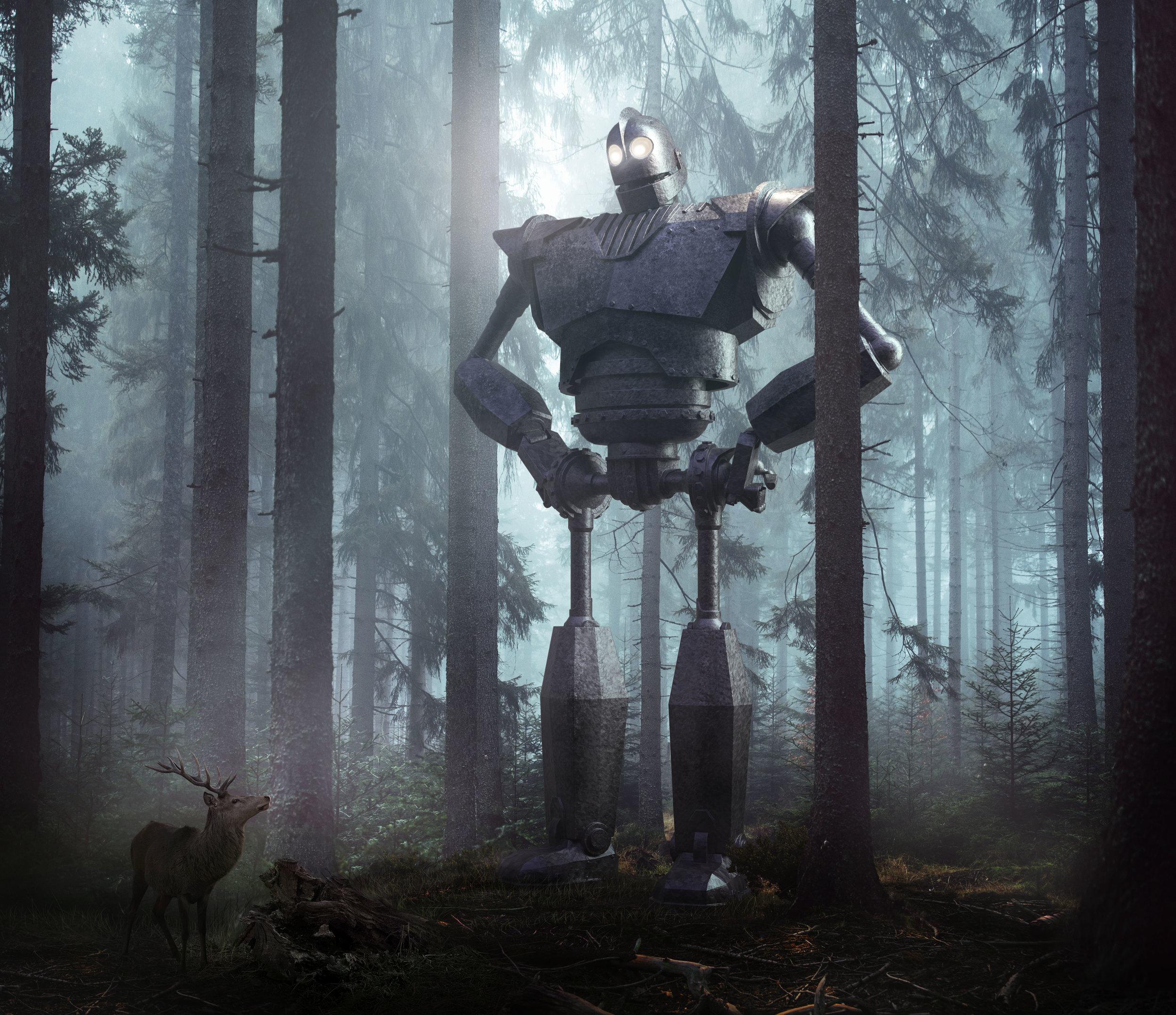 CGI and compositing • Brad Pickard