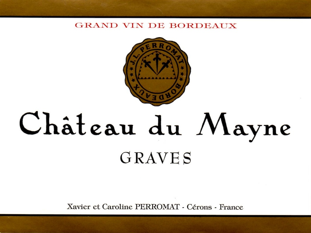 chateau mayne graves rouge